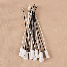 10PCS/LOT G4 Base g4 Socket plug ceramic g4 Holder Head Wire Connector 10cmVJ