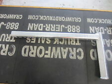 JERR DAN new standard duty L-Arm Galvanized-Part#3020000132