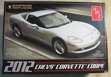 AMT 756 Chevy Corvette Coupe 2012 1:25 Scale Plastic Kit