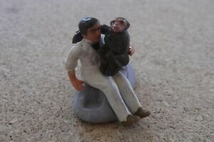 Corgi - GS7 - Chimp and Man Figure for Daktari Gift Set