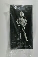 """Sideshow Collectibles Star Wars Clone Commander Neyo 12"""" 1/6 Scale 2012"""