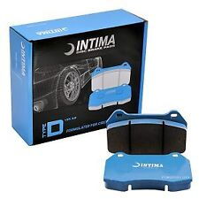 Intima TYPE-D V2 FRONT BRAKE PAD FOR 350Z 2/03- Z33 2D V6 Track pack Brembo