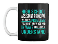 High School Assistant Principal Gift Coffee Mug