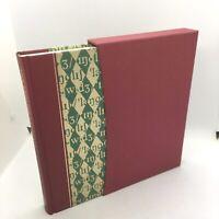 Folio Society The English Language Hardback Book And Slipcase Robert Burchfield