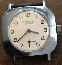 montre Mécanique HERMA ancienneFE 233-68 -  F10-02