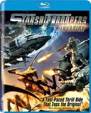 Starship Troopers: Invasion [New Blu-ray] UV/HD Digital Copy, Widescreen, Ac-3