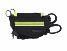 Lightning X First Responder Stocked First Aid Hip/Belt Pouch Kit for Quick Respo