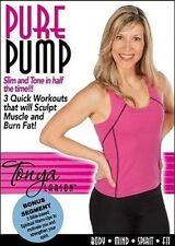 NEW Pure Pump With Tonya Larson (DVD)