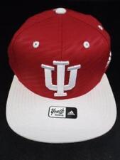 new style 92929 4021f Indiana Hoosiers NCAA Fan Cap, Hats for sale   eBay