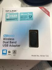 TP-LINK AC600 Wireless Dual Band USB Adapter - Archer T2U