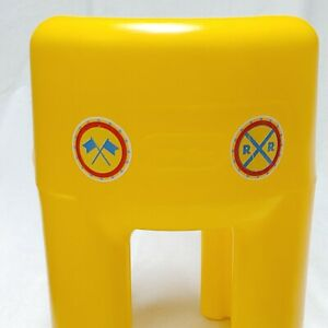 Little Tikes Thomas & Friends Classic Replacement Yellow Chair HTF