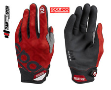 SPARCO Mechanics Gloves MECA-3 In Red Size Small MECA III