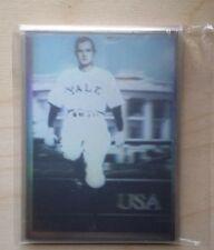 41st President **George Bush Sr.** Yale Baseball Hologram Cards*** Rare