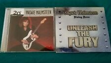 CD, SET OF 2, YNGWIE MALMSTEEN