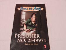 HOME AND AWAY TV series part2 PRISONER NO 2549971 Tammin Sursok 1stPB2004 drama
