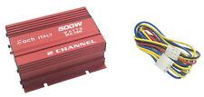 Amplificatore mini audio 500W 12V usb carica 2 canali stereo auto MA-150
