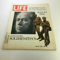 Life Magazine: June 23, 1972 - August 1914: Alexander Solzhenitsyn