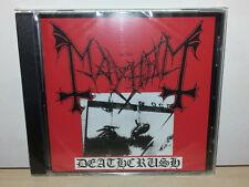 MAYHEM - DEATH CRUSH - CD