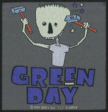 Green Day - Hammerface Patch 11cm x 10cm