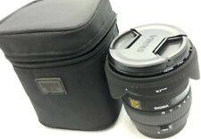 CANON mount SIGMA 10-20MM F/4-5.6 DC HSM EX Lens LIKE NEW / AS NEW