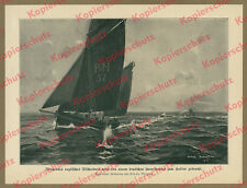 Claus mountains Submarine enemy Ride England North Sea Imperial Navy Ages 1915