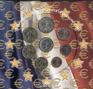 COFFRET BU FRANCE 2003  BRILLANT UNIVERSEL  NEUF sous blister