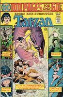 Tarzan 235 DC 1975 VG Joe Kubert Edgar Rice Burroughs Elephant