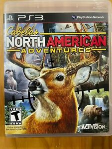 Cabela's North American Adventures for Sony PS3 / PlayStation 3