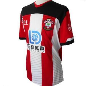 SOUTHAMPTON FC Under Armour Home Football Shirt 2019-2020 NEW Men's Jersey Top
