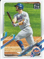 Pete Alonso 2021 Topps Series 1 #84 New York Mets
