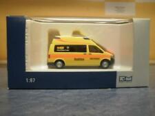 Rietze VW T5 Ambulanz Mobile Hornis Silver ASB Bautzen 51912