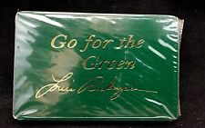 Go For The Green Louis Rukeyser Wall Street Week Playing Cards Deck NRFP Vintage