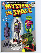 Mystery in Space #99 DC Pub 1965