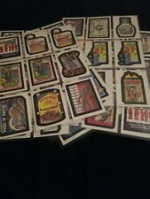 (60+) 1991 wacky packages lot