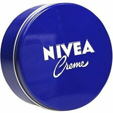 Genuine German Nivea Creme Cream Made in Germany - 250ml metal tin FREE SHIPPING