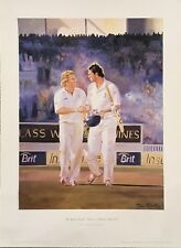 The Sprit Of Cricket Limited Edition Print