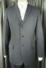 "Gieves Vintage 60s Three Button Herringbone Suit C38 W32-36"" L29"""