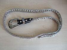 Unbranded Metal/Chain Skinny Belts for Women