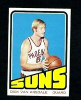 NM 1972 Topps Basketball #95 Dick Van Arsdale.