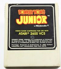COLECO's Donkey Kong Jr. (Atari 2600)