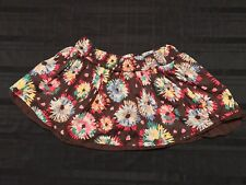 Old Navy Girl Floral Skirt Size 5