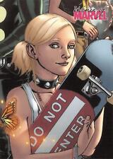 LAYLA MILLER / Women of Marvel 2008 BASE Trading Card #30
