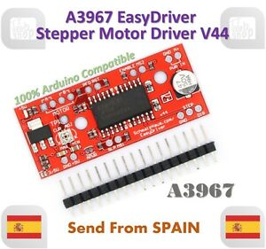 A3967 EasyDriver Stepper Motor Driver V44 Development Board 3D Printer