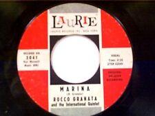 "ROCCO GRANATA ""MARINA / MANUELA"" 45"