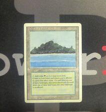 1 Tropical Island - Revised MtG Magic Land Rare old school 93/94 #0201