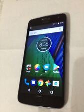 Motorola Moto G5 G Plus 5th Gen XT1687 32GB Gray , unlocked , NO ADS ,  A11 #6