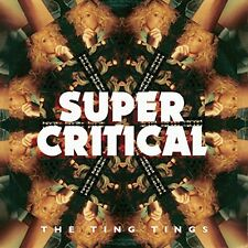 The Ting Tings - Super Critical [New CD]