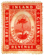 (I.B) British Guiana Revenue : Inland Revenue $20