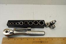 "Craftsman 3/8"" Socket Set 13 Pieces"