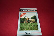 White Oliver Tractor Field Boss 31 Tractor Dealer's Brochure AMIL4